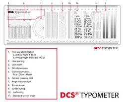 DCS Typo Litho Meter
